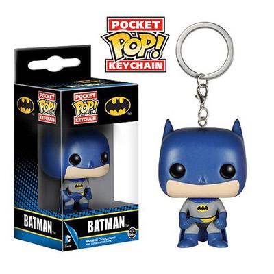 Porte-clés Batman DC Comics POP! 4 cm