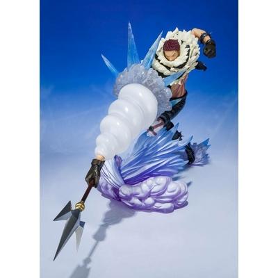 Statuette One Piece Figuarts ZERO OCharlotte Katakuri Mochi Tsuki 16cm