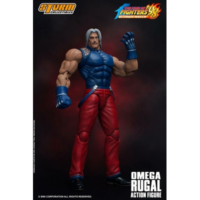 Figurine King of Fighters '98 Ultimate Match Omega Rugal 17cm