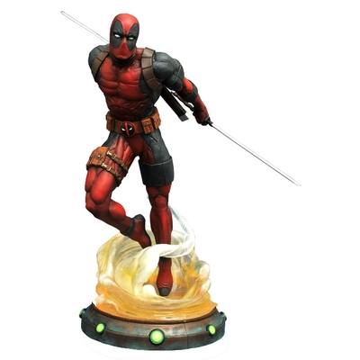 Statuette Marvel Gallery Deadpool 23cm