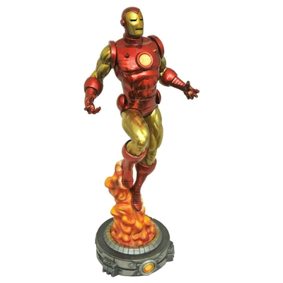 Statuette Marvel Gallery Classic Iron Man 28cm