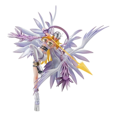Statuette Digimon G.E.M. Angewomon Holy Arrow Ver. 27cm