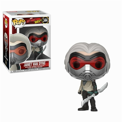 Figurine Ant-Man and the Wasp Funko POP! Janet Van Dyne 9cm