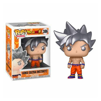 Figurine Dragon Ball Super Funko POP! Goku Ultra Instinct 9cm