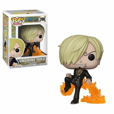 Figurine One Piece Funko POP! Vinsmoke Sanji 9cm