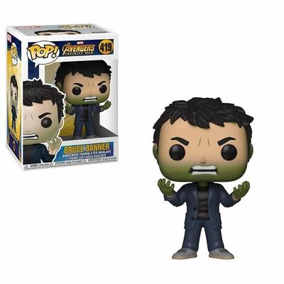 Figurine Avengers Infinity War Funko POP! Bruce Banner 9cm