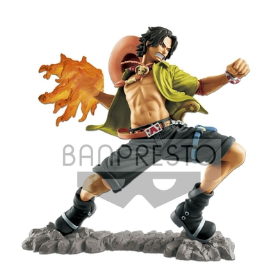 Figurine One Piece Portgas D. Ace 20th Anniversary 14cm