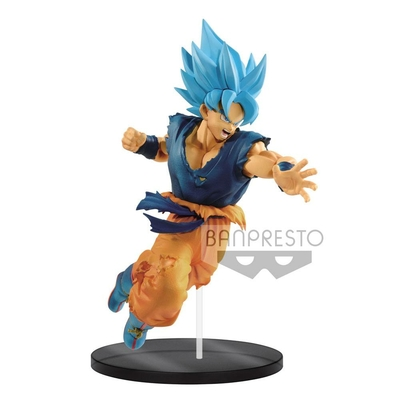 Figurine Dragon Ball Super Ultimate Soldiers Super Saiyan God Super Saiyan Son Goku 20cm