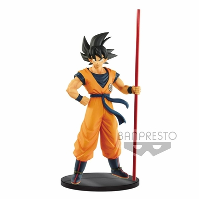 Figurine Dragon Ball Super Son Goku The 20th Film Limited 23cm