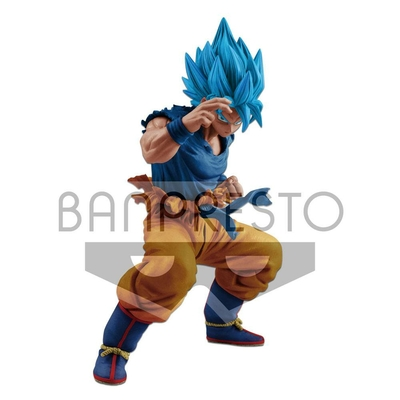 Figurine Dragon Ball Super Masterlise Super Saiyan God Super Saiyan Son Goku 20cm