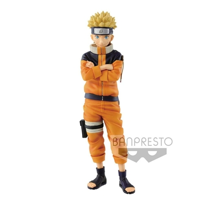 Figurine Naruto Shippuden Grandista Shinobi Relations Uzumaki Naruto #2 - 23cm