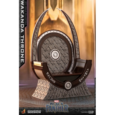 Accessoire pour figurines Black Panther Accessories Collection Series Wakanda Throne