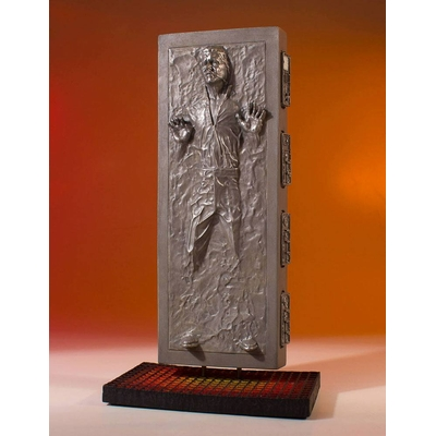 Statuette Star Wars Collectors Gallery Han Solo in Carbonite 24cm