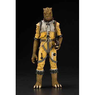 Statuette Star Wars ARTFX+ Bounty Hunter Bossk 19cm