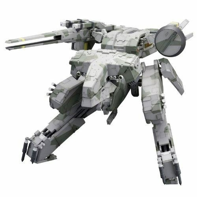 Figurine Metal Gear Solid Plastic Model Kit Rex 22cm