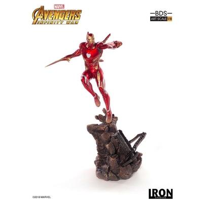 Statuette Avengers Infinity War Art Scale Iron Man Mark XLVIII 31cm