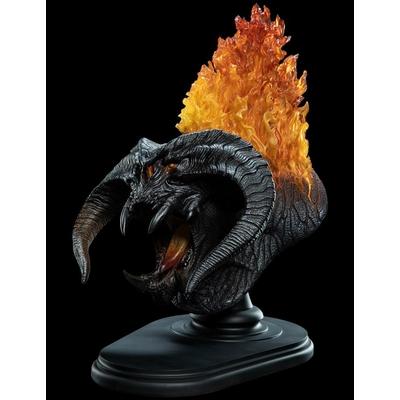 Buste Le Seigneur des Anneaux Balrog Flame of Udun 49cm