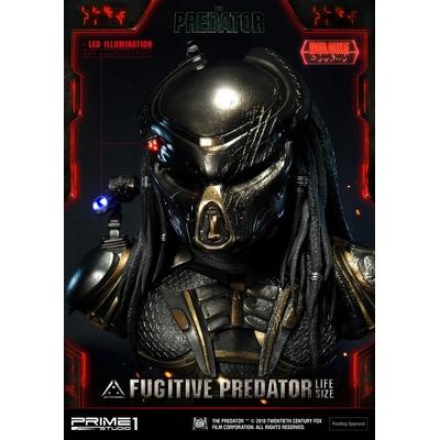 Buste Predator 2018 Fugitive Predator Deluxe Ver. 76cm