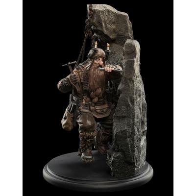 Statuette Le Hobbit Un voyage inattendu Dwarf Miner 17cm