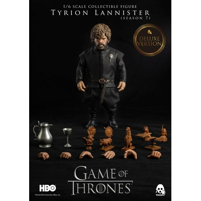 Figurine Game Of Thrones Tyrion Lannister Deluxe Version 22cm