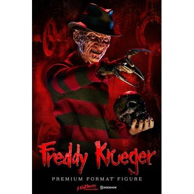Statue Les Griffes de la nuit Premium Format Freddy Krueger 55cm