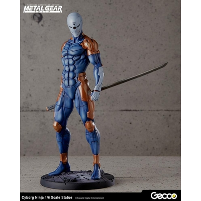 Statuette Metal Gear Solid Cyborg Ninja 30cm