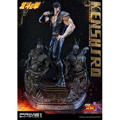 Statue Fist of the North Star - Ken le Survivant Kenshiro Deluxe Version 70cm