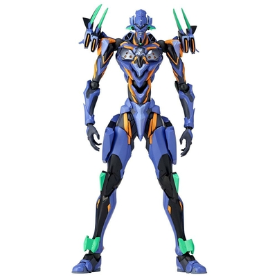 Figurine Evangelion Evolution Revoltech Evangelion Anime Evangelion Final Unit 17cm