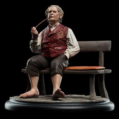 Statuette Le Seigneur des Anneaux Bilbo Baggins 11cm