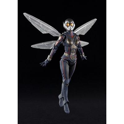 Figurine Ant-Man et la Guêpe S.H. Figuarts The Wasp & Tamashii Stage 15cm