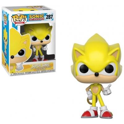 Figurine Sonic The Hedgehog Funko POP! Super Sonic 9cm