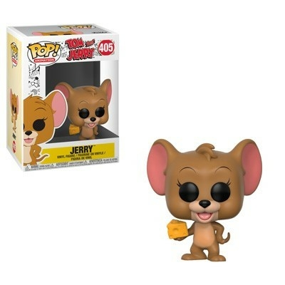 Figurine Tom et Jerry Funko POP! Jerry 9cm