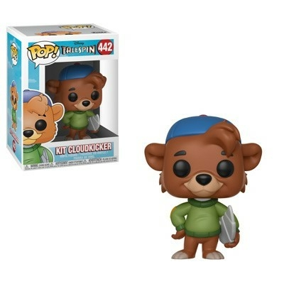 Figurine Super Baloo Funko POP! Disney Kit Cloudkicker 9cm