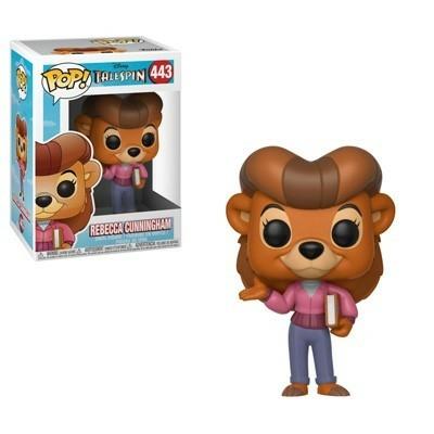 Figurine Super Baloo Funko POP! Disney Rebecca Cunningham 9cm