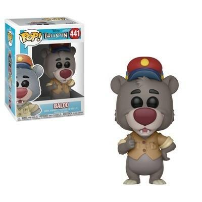 Figurine Super Baloo Funko POP! Disney Baloo 9cm