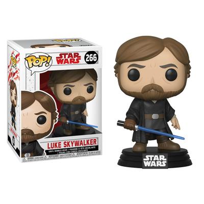 Figurine Star Wars Episode VIII Funko POP! Luke Skywalker Final Battle 9cm