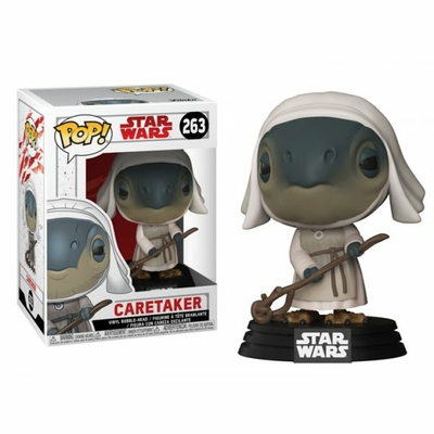 Figurine Star Wars Episode VIII Funko POP! Caretaker 9cm