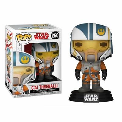 Figurine Star Wars Episode VIII Funko POP! C'ai Threnalli 9cm