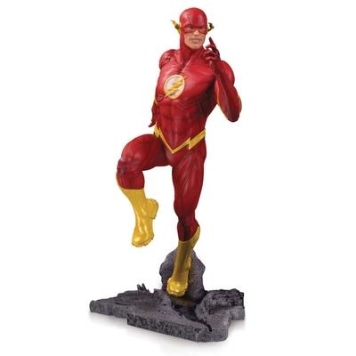 Statuette DC Core The Flash 23cm