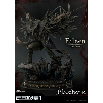 Statue Bloodborne The Old Hunters Eileen The Crow 70cm