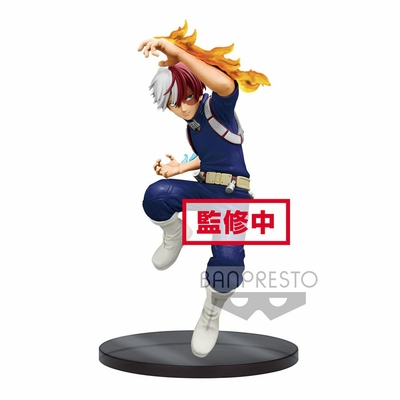 Figurine My Hero Academia The Amazing Heroes Shoto Todoroki 15cm