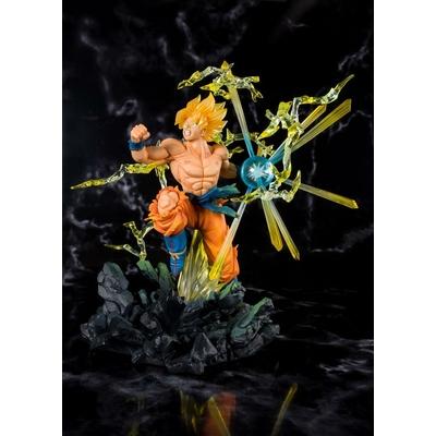 Statuette Dragon Ball Z Figuarts ZERO Super Saiyan Son Goku 20cm