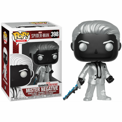 Figurine Spider-Man Funko POP! Mr. Negative 9cm