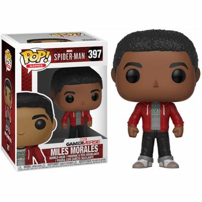 Figurine Spider-Man Funko POP! Miles Morales 9cm