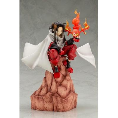 Statuette Shaman King ARTFXJ Hao 26cm