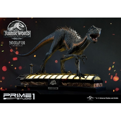 Statue Jurassic World Fallen Kingdom Indoraptor 101cm