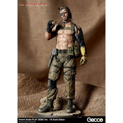 Statuette Metal Gear Solid V The Phantom Pain Venom Snake Play Demo Version 32cm