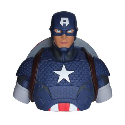 Buste Tirelire Captain America Marvel Comics 22 cm