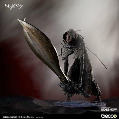 Statuette NightCry Scissorwalker 27cm