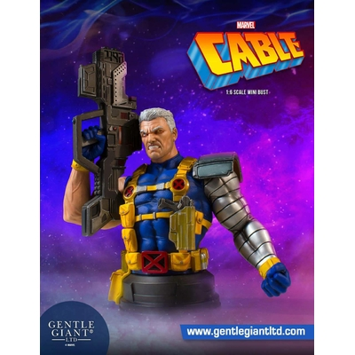 Buste Marvel Cable 24cm